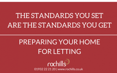 Prepare Your Property For Letting