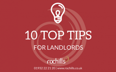 Ten Top Tips For Landlords
