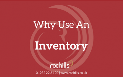 Why Use An Inventory