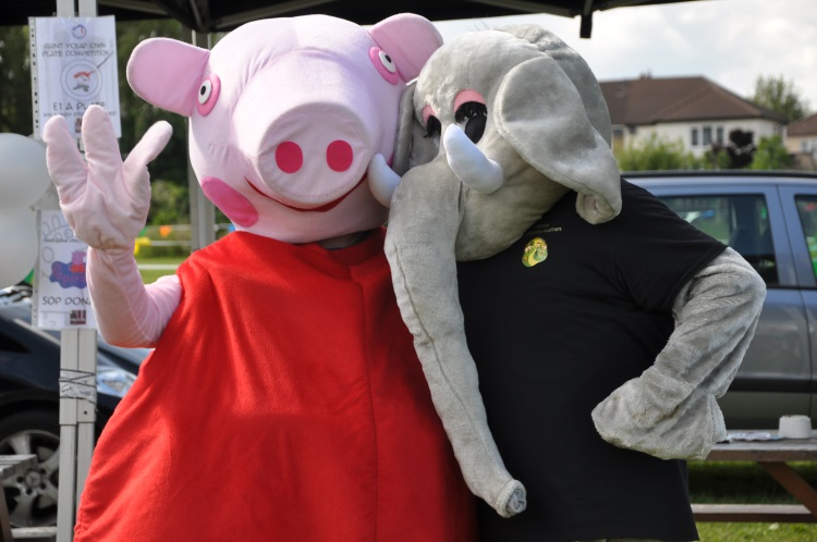 Sponsorship: Bell Farm School – Peppa Pig Event