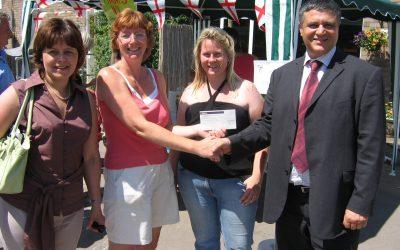 Sponsorship: Hurst Park School
