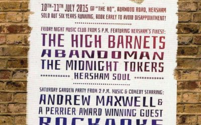 Event: Hersham Beer Festival