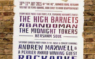 Event: Hersham Beer Festival