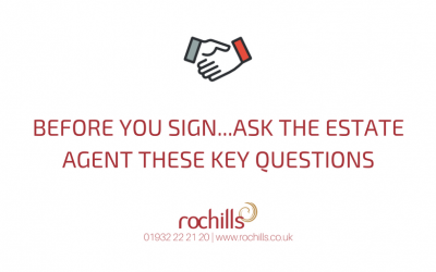 Fundamental Questions To Ask The Agent Before You Sign…