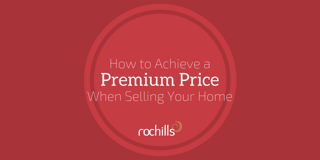 First Impressions – How Online Marketing Achieves Premium Prices
