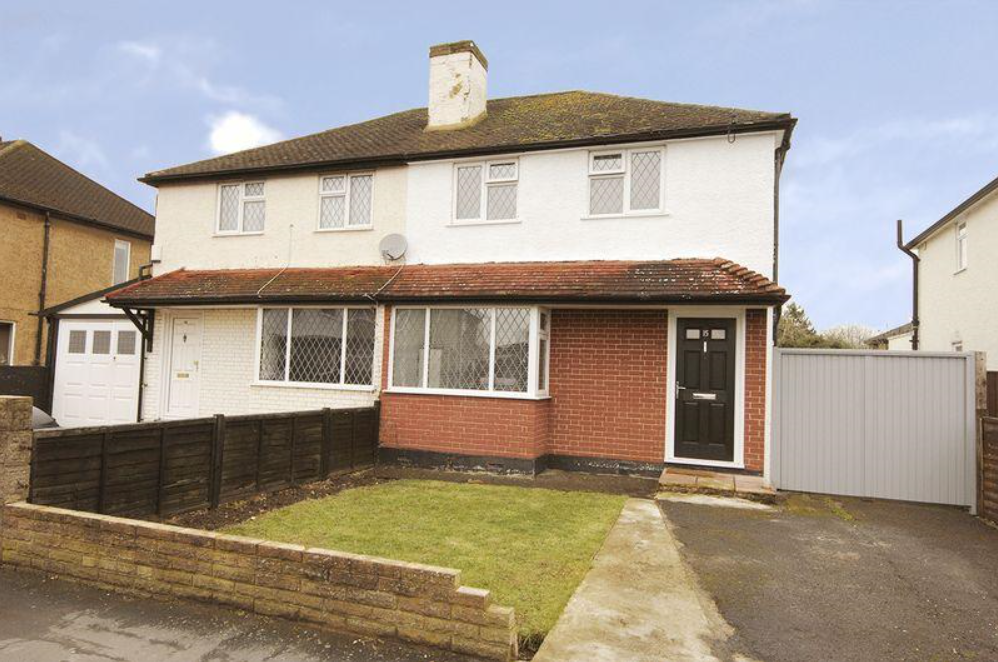 Three Bed House With Excellent Yield