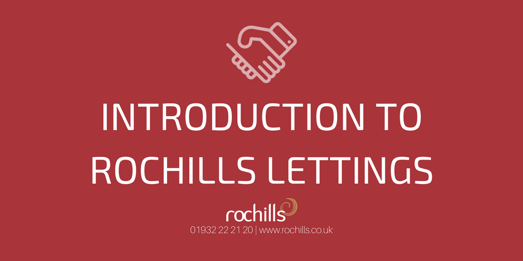Introduction To Rochills Lettings Services