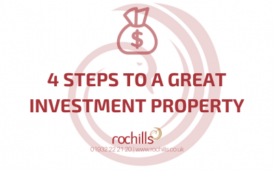 4 Steps To A Great Investment Property