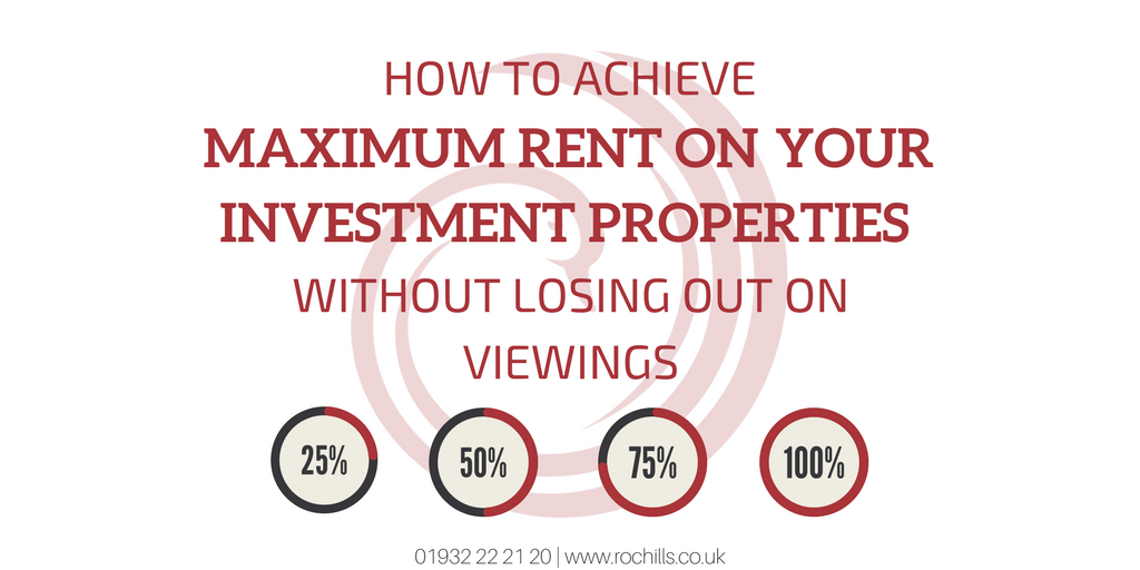 How to achieve maximum rent on your investment properties for How to rent out a property