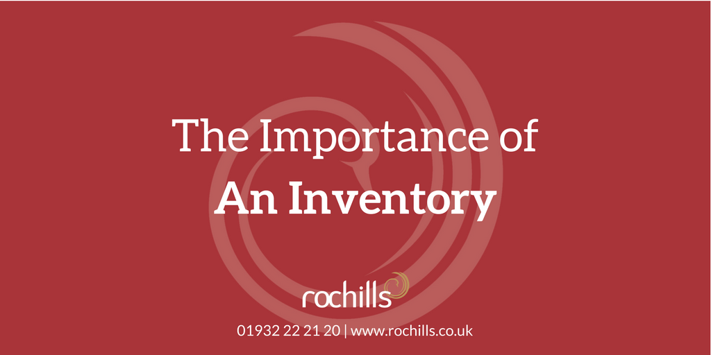 No Inventory = No Protection