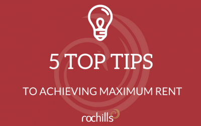 5 Tips To Achieve Maximum Rent On Your Property