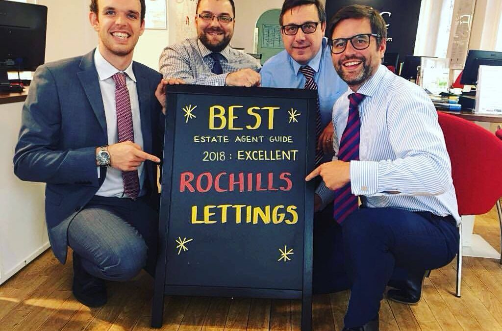 Rochills wins EA Masters Award of Excellence in Lettings