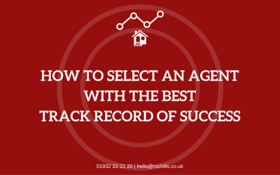 Selecting The Agent With The Best Track Record Of Success