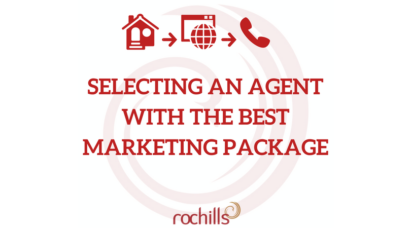 Selecting An Agent With The Best Marketing Package