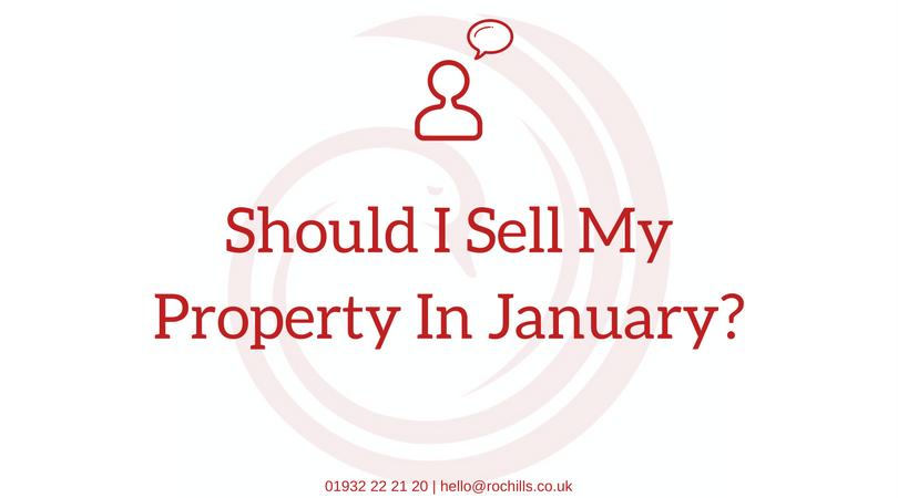 Should I Sell My Property In January?