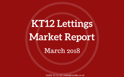 March 2018 – Lettings Report