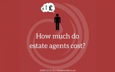 How Much Do Estate Agents Cost?