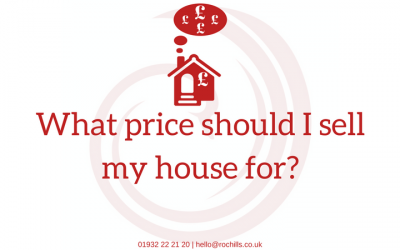 What price should I sell my house for?