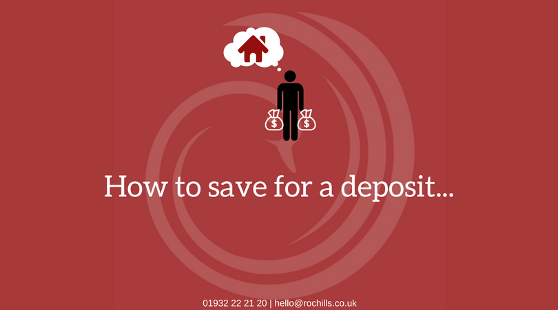 Saving for a deposit…