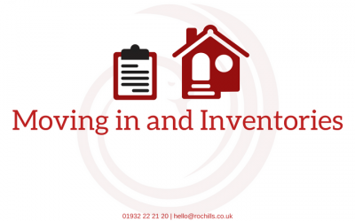 Moving and Inventories