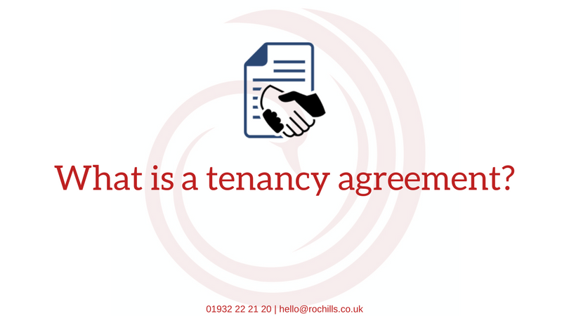 What Is A Tenancy Agreement Walton On Thames Estate Agents