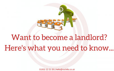 What to consider before becoming a landlord.