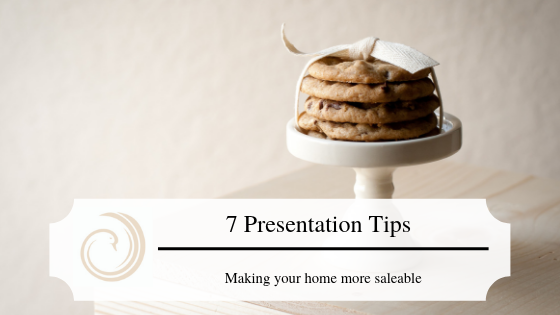 Making your Home more Saleable: 7 Presentation Tips