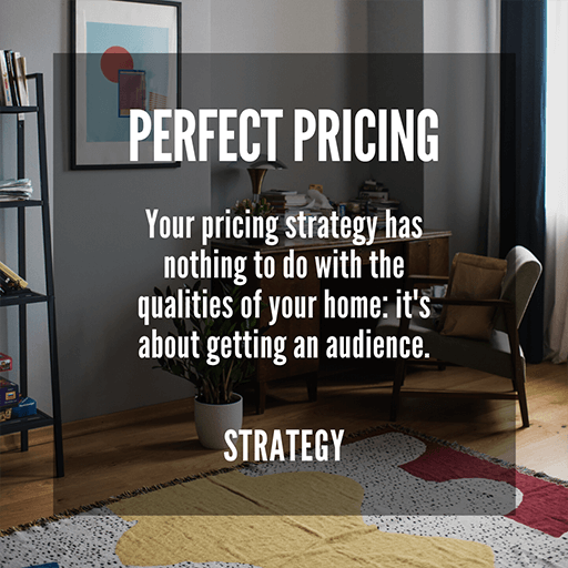 Perfect Pricing: Strategy