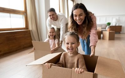YOUR STRESS-FREE GUIDE TO MOVING HOUSE