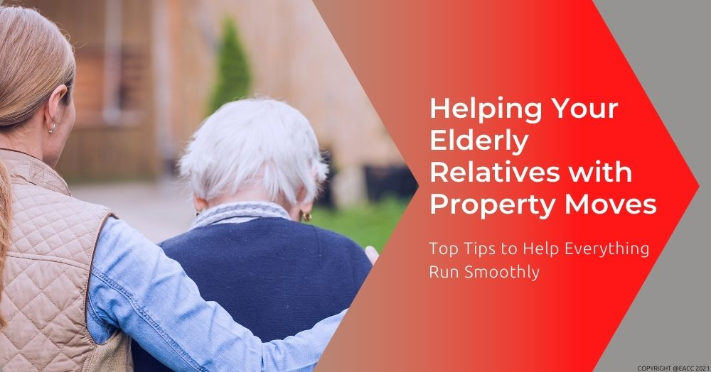 How to Help Elderly Relatives Move Home in Walton On Thames