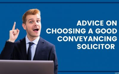 Advice on Choosing a Good Conveyancing Solicitor in Walton On Thames