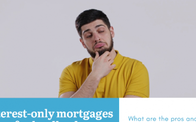 Interest-only mortgages what are the pros and cons