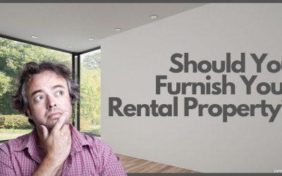 Should You Furnish Your Walton On Thames Rental Property?
